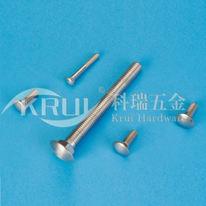 The non-sign has custom-made--Stainless steel especially big lengthen horse-drawn vehicle bolt