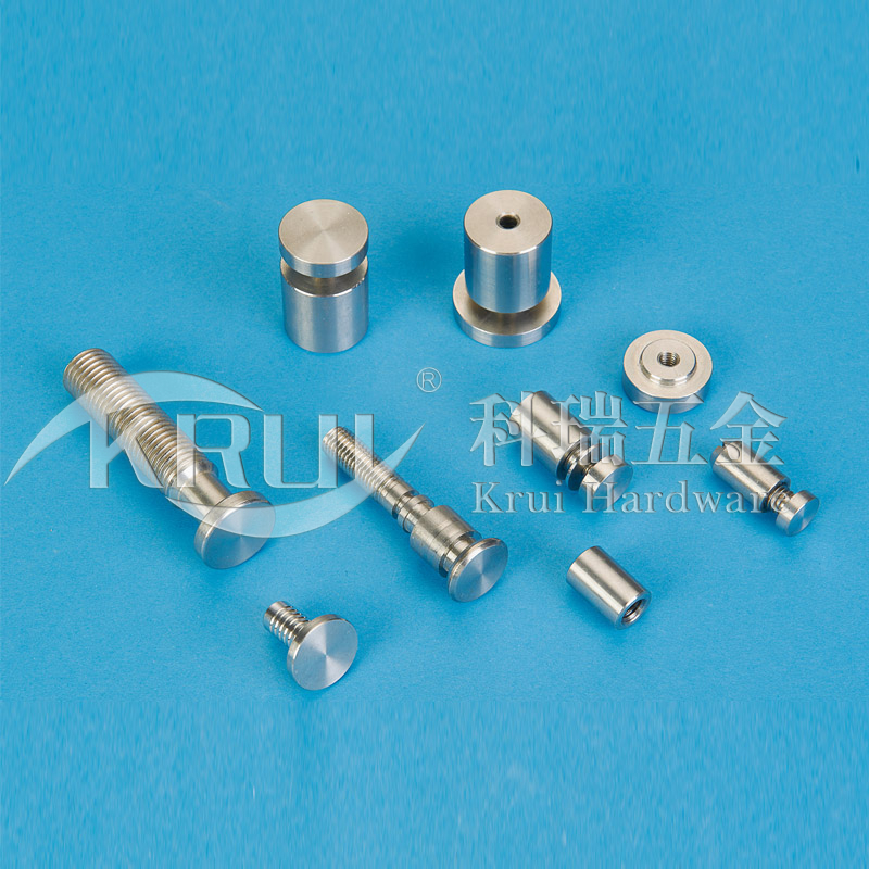 The non-sign has custom-made--Stainless steel decoration assembling bolt