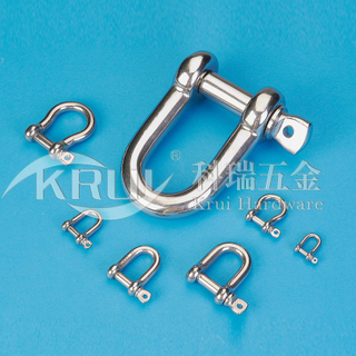 Stainless steel rigging--D unscrews the series