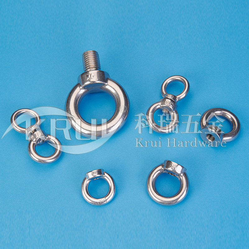Stainless steel rigging--Suspension loop screw nut series